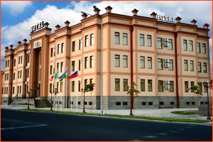 Hotel Diyora Viaggio in Uzbekistan