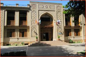 Hotel Malika Prime Viaggio in Uzbekistan