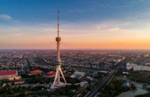 La Torre della TV a Tashkent