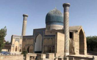 Viaggiare in Uzbekistan