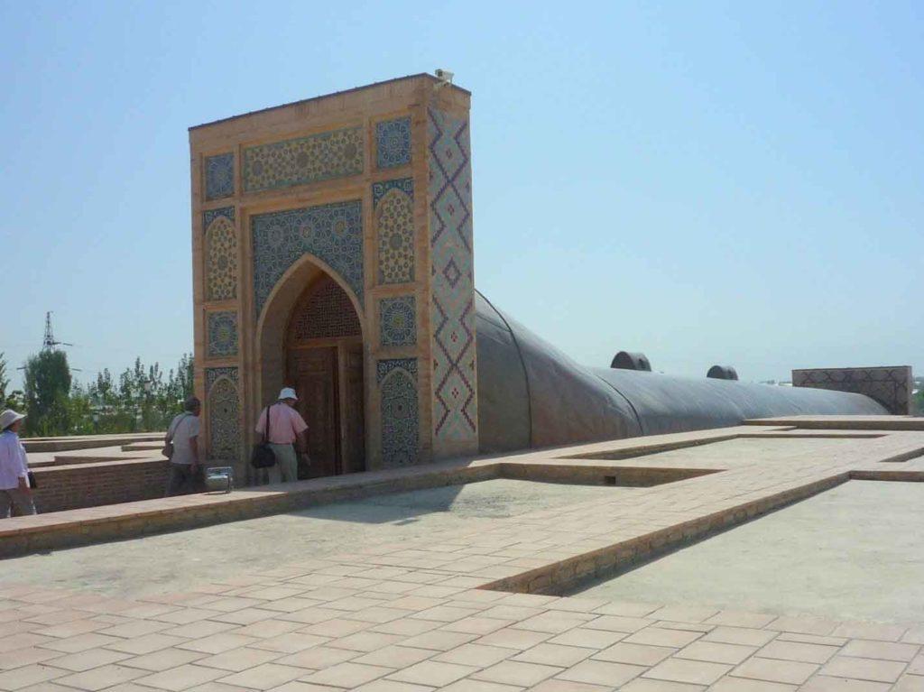 Osservatorio di Ulugbek XV secolo
