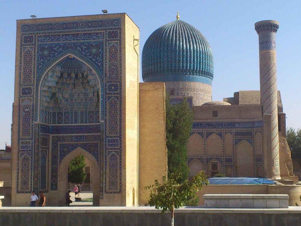 Il mausoleo di Amir Temur