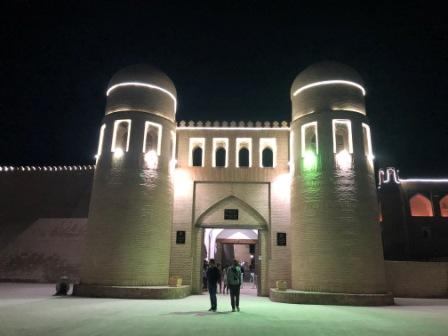 Informazioni | esperti per viaggiare Uzbekistan