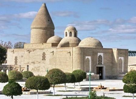 Mausoleo Chashma-i Ayub
