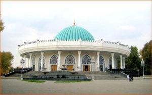 Museo Amir Temur a Tashkent
