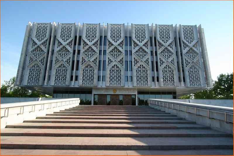 Museo della Storia dell'Uzbekistan