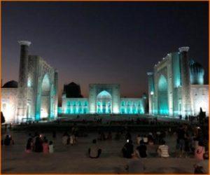 Programma dei viaggi in Uzbekistan
