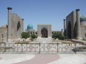 Viaggi in Uzbekistan colla visita a Samarcanda