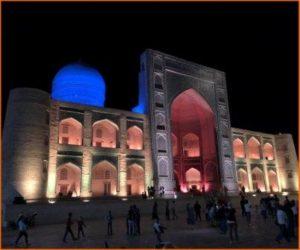 Tours Uzbekistan
