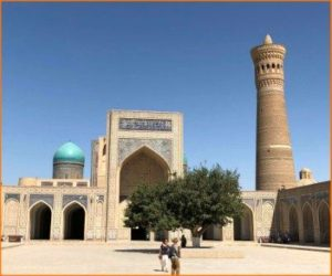 Travel Uzbekistan