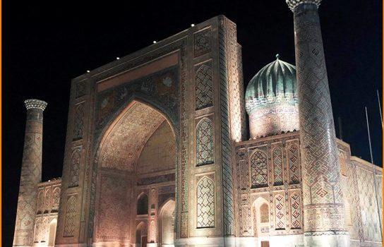 Viaggi Uzbekistan offerte