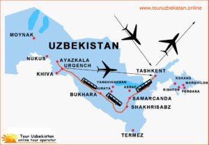 Viaggio in Uzbekistan 11 giorni da Samarcanda