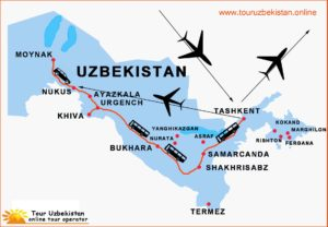 Viaggio in Uzbekistan 12 giorni