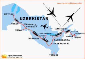 Viaggio in Uzbekistan 14 giorni