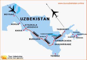 Viaggio in Uzbekistan 7 giorni
