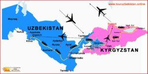 Viaggio in Uzbekistan e Kyrgyzstan