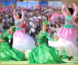 Viaggio in Uzbekistan con Festa di Navruz