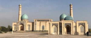 Tour operator locale, agenzia di viaggi in Uzbekistan