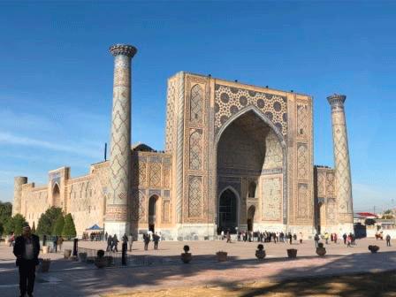 Periodo migliore per viaggio in Uzbekistan