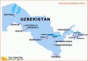 Proposte di agenzia per viaggi in Uzbekistan