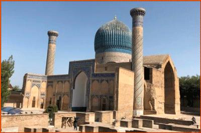 Uzbekistan viaggio classico 8 giorni