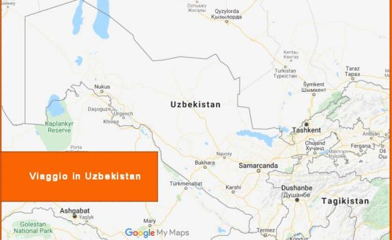 Vaggi in Uzbekistan
