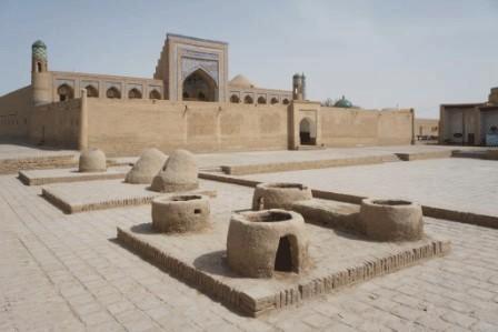 Madrassa di Mukhammad Rakhim Khan
