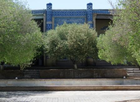 KIBLA TOZA-BOG a Khiva