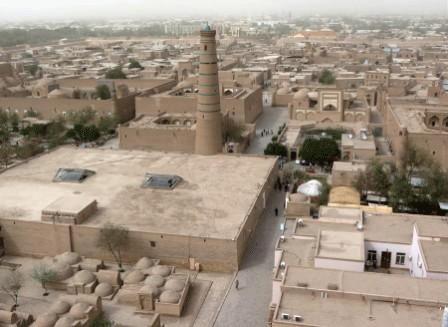 Minareto e Moschea del Venerdi'