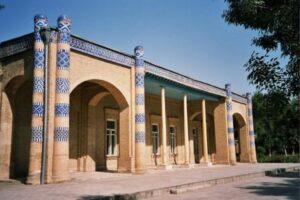 Il Palazzo di Nurullabay a Khiva
