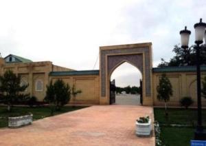 Il complesso di Abu Ubayda ibn al-Jarra
